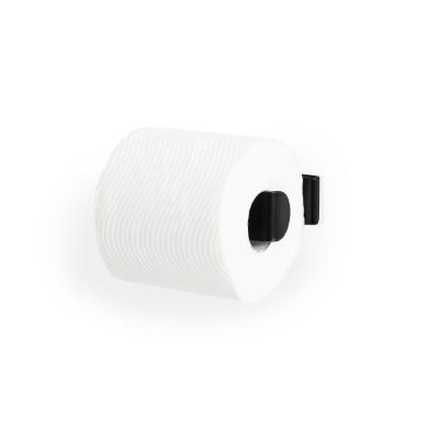 Fold Toilet Roll Holder black